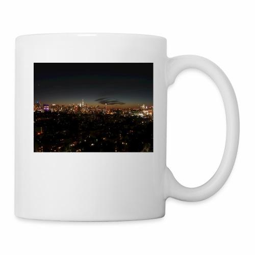 Brooklyn Twilight/Manhattan Highlight - Coffee/Tea Mug