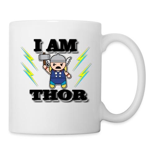 I AM THOR - Coffee/Tea Mug