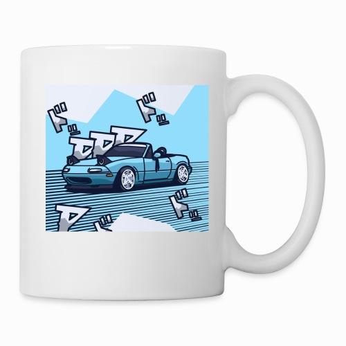 Miata Art - Coffee/Tea Mug