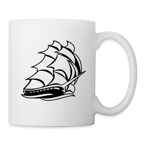 Old Tall Sailing Ship - Coffee/Tea Mug