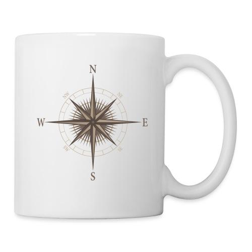 Compass - Coffee/Tea Mug