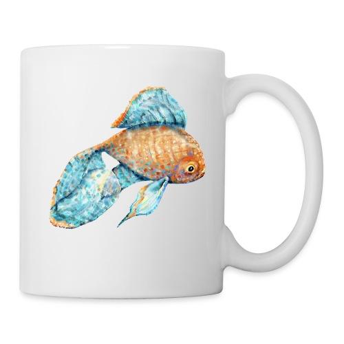 Blue Goldfish - Coffee/Tea Mug