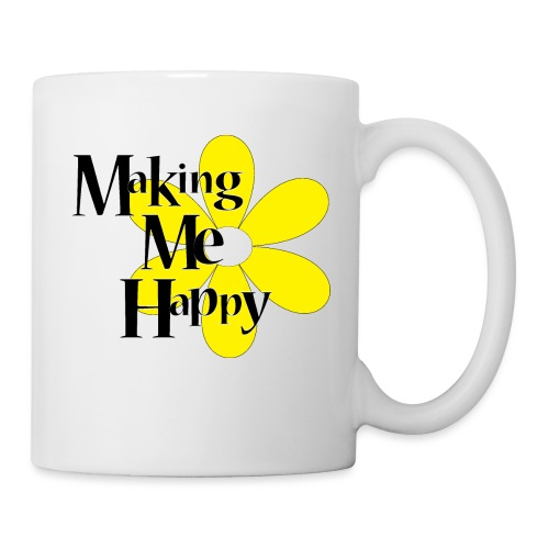 MakingMeHappy - Coffee/Tea Mug