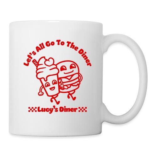 Lucy's Diner - Coffee/Tea Mug