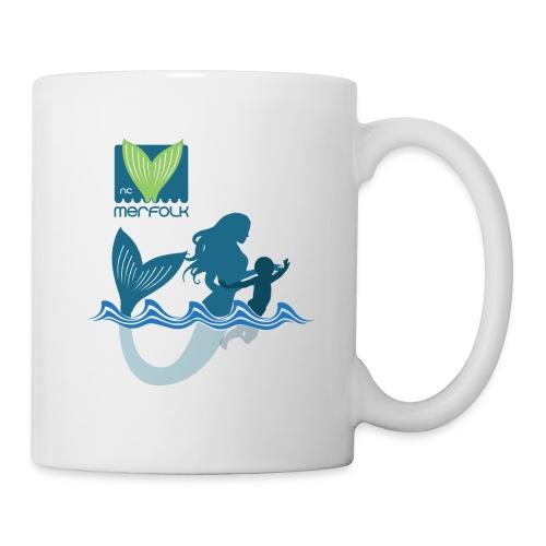 Mermaid Child - Coffee/Tea Mug