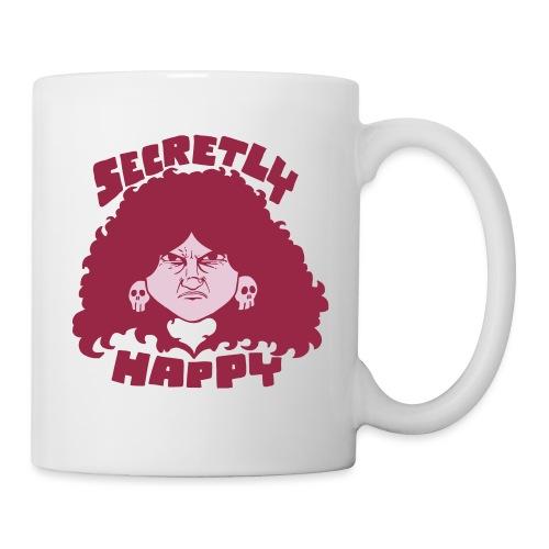 secretlyhappy - Coffee/Tea Mug