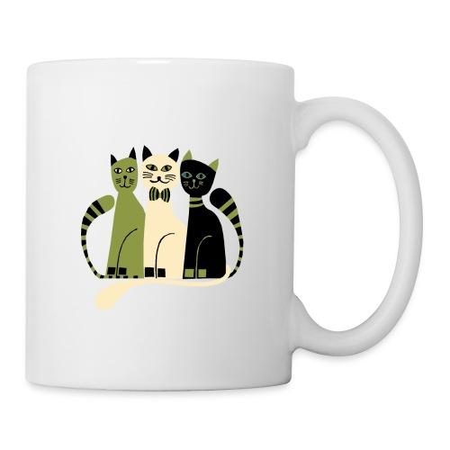 Cozy Cats by Anita Bijsterbosch - Coffee/Tea Mug