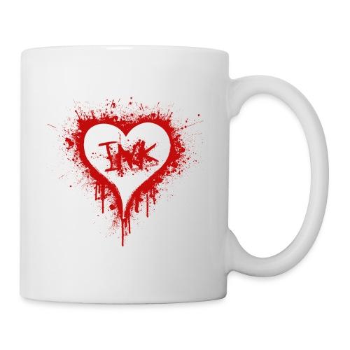 I Love Ink_red - Coffee/Tea Mug