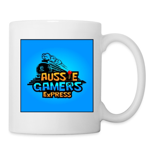 Aussie Gamers Express Drinking Mug - Coffee/Tea Mug