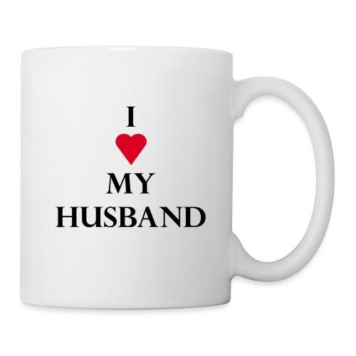 I Husband - Coffee/Tea Mug