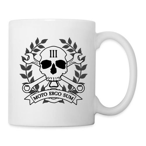 Moto Ergo Sum - Coffee/Tea Mug