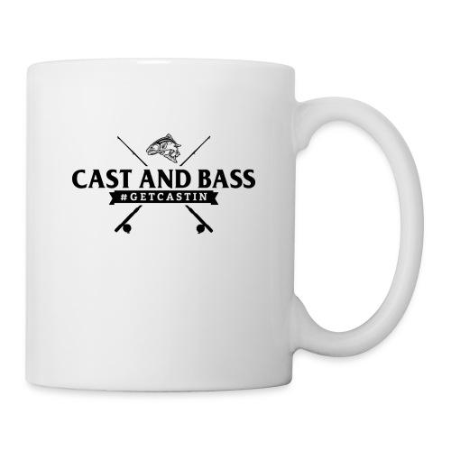 Cast and Bass - Coffee/Tea Mug