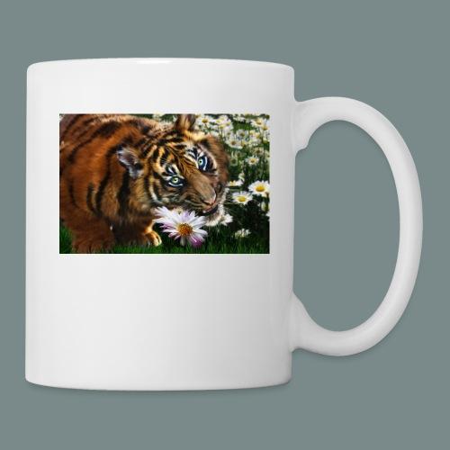 Tiger flo - Coffee/Tea Mug