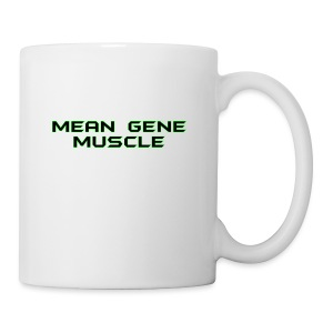 Mean Gene - Coffee/Tea Mug