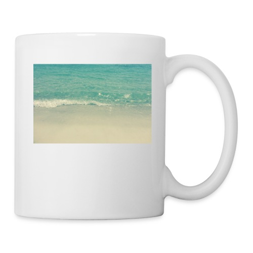 Love the beach. - Coffee/Tea Mug