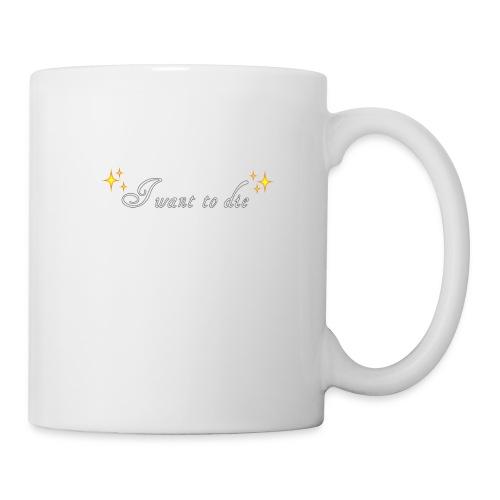want2die - Coffee/Tea Mug