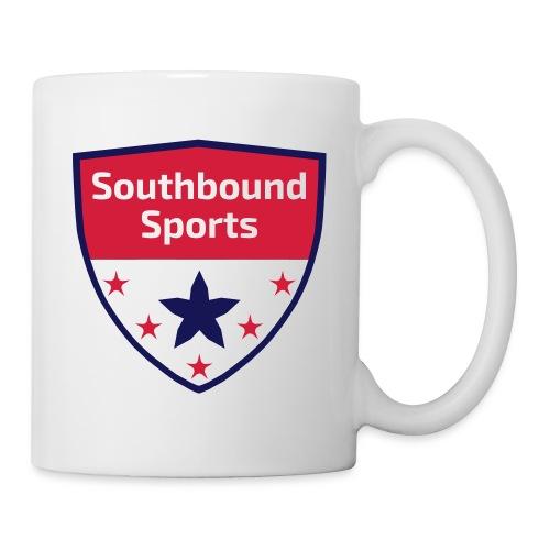 Southbound Sports Crest Logo - Coffee/Tea Mug