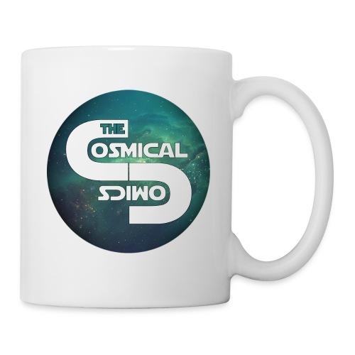 TheCosmicalComics logo - Coffee/Tea Mug
