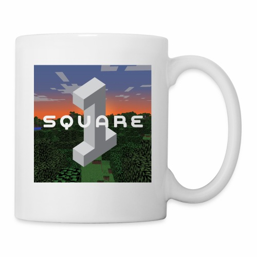 Square One Sunset Logo - Coffee/Tea Mug