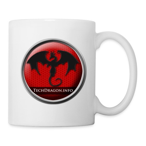 Techdragon logo - Coffee/Tea Mug