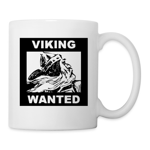 VIKING WANTED - Coffee/Tea Mug