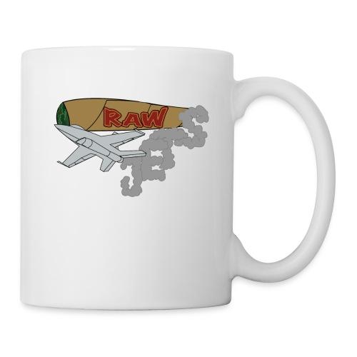 RawJetsTshirt - Coffee/Tea Mug