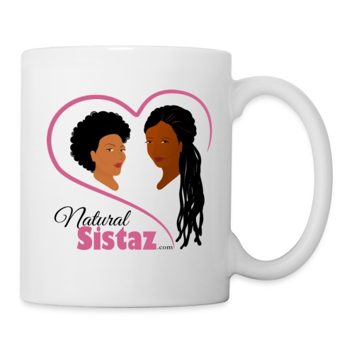 NaturalSistaz.com Logo Gear - Coffee/Tea Mug