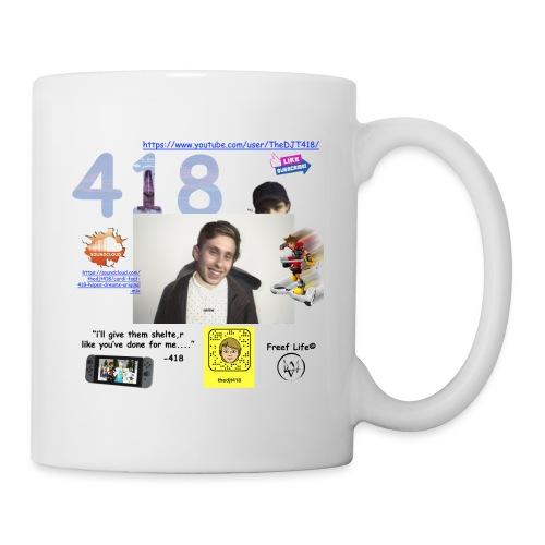 418 - Coffee/Tea Mug