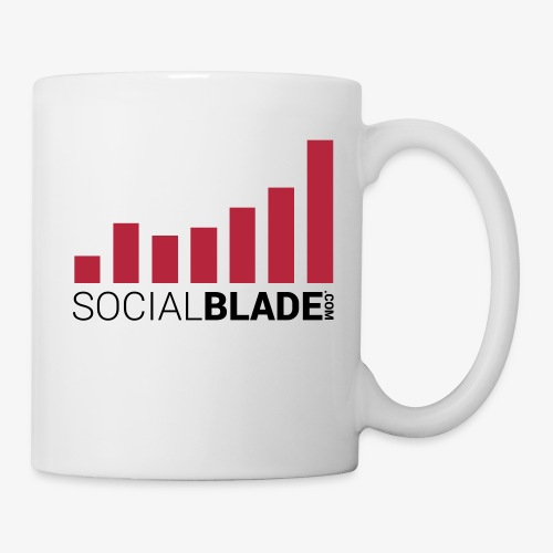 SocialBlade - Standard - Coffee/Tea Mug