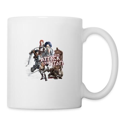 Attack on Titan 2017 new design - Coffee/Tea Mug
