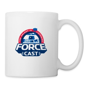 FORCE CAST LOGO - Coffee/Tea Mug