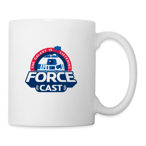 FORCE CAST LOGO - Coffee/Tea Mug