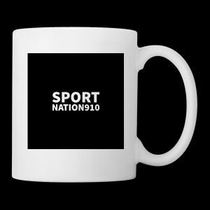 Sportnation910 Logo - Coffee/Tea Mug