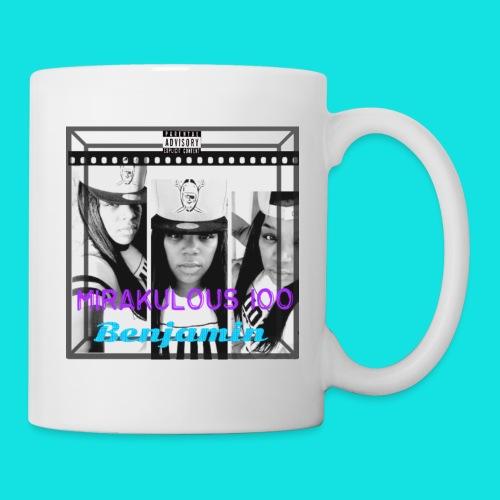 Mirakulous100 Benjamin - Coffee/Tea Mug