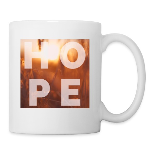 HOPE block - Coffee/Tea Mug