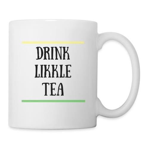 Drink likkle tea mug - Coffee/Tea Mug