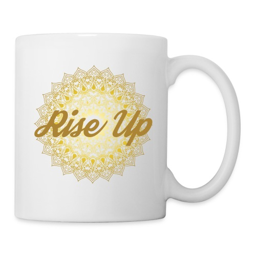 Rise Up by Ezina - Coffee/Tea Mug