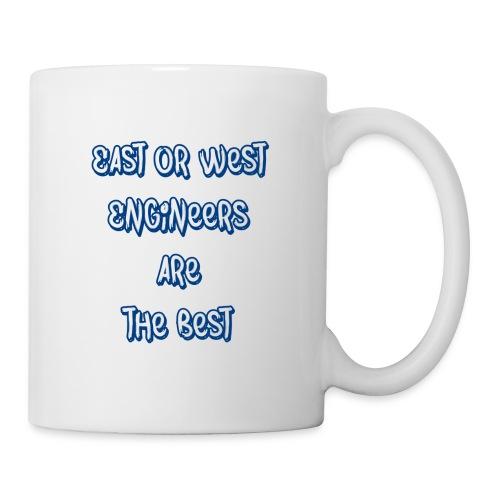 engineers blue - Coffee/Tea Mug