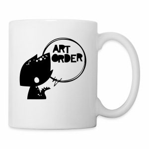ArtOrder Logo - Coffee/Tea Mug