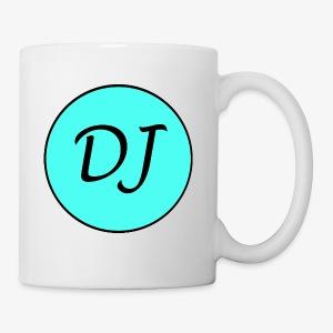 Dani James Brand Logo - Coffee/Tea Mug