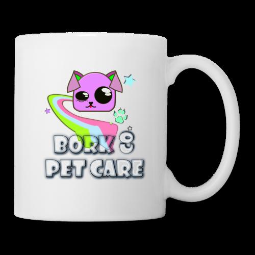 Bork & Company Inked Official - Coffee/Tea Mug