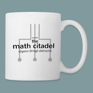 Abstract Math Citadel - Coffee/Tea Mug