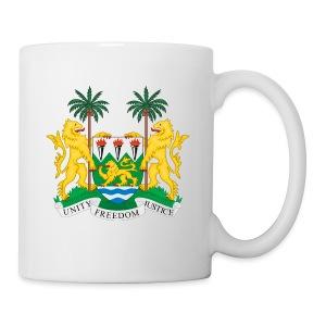 Coat of Arms SL - Coffee/Tea Mug