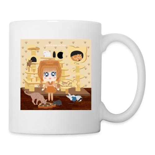 Kittie Girl - Coffee/Tea Mug