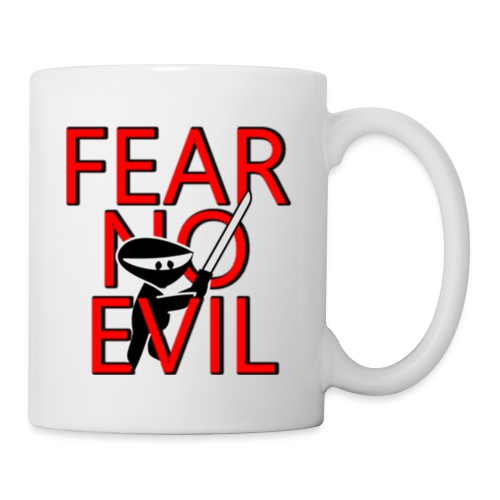 FEAR NO EVIL - Coffee/Tea Mug