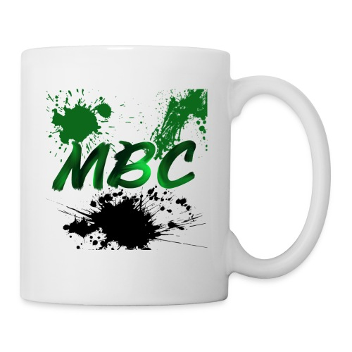 MinerBroConnor With Splatter - Coffee/Tea Mug