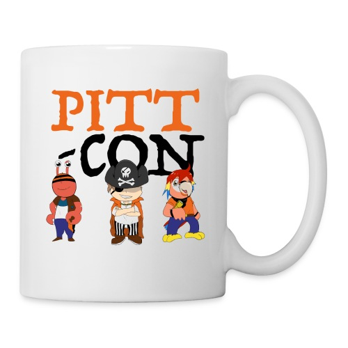 PittCon 2017 Pirate Squad Logo - Coffee/Tea Mug