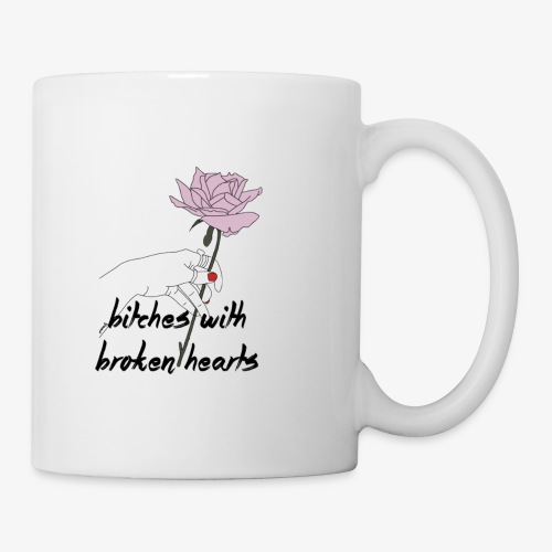 bitches broken hearts - Coffee/Tea Mug