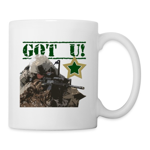 GOT U MILITARY STYLE - Coffee/Tea Mug
