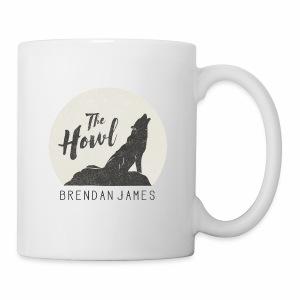 Brendan James, The Howl - Coffee/Tea Mug